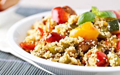 Spiced Couscous Recipe