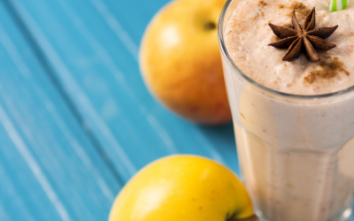 Apple Yogurt Smoothie Recipe